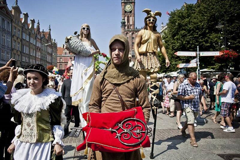 Klucze do bram miasta 29 lipca po raz 575 znajdą się w rękach kupców
