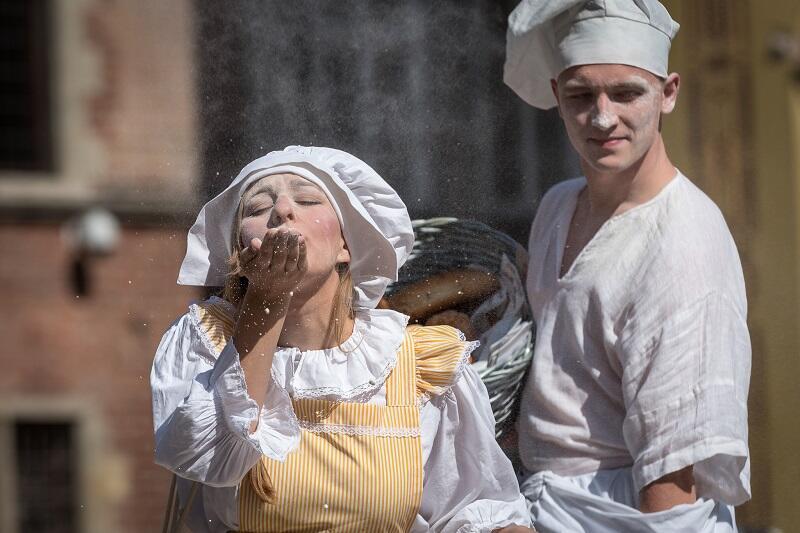 Święto Chleba na Jarmarku św. Dominika, w tym roku już po raz XXII