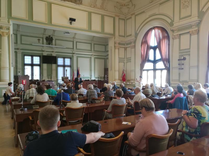 Seniorzy w Radzie Miasta Gdańska