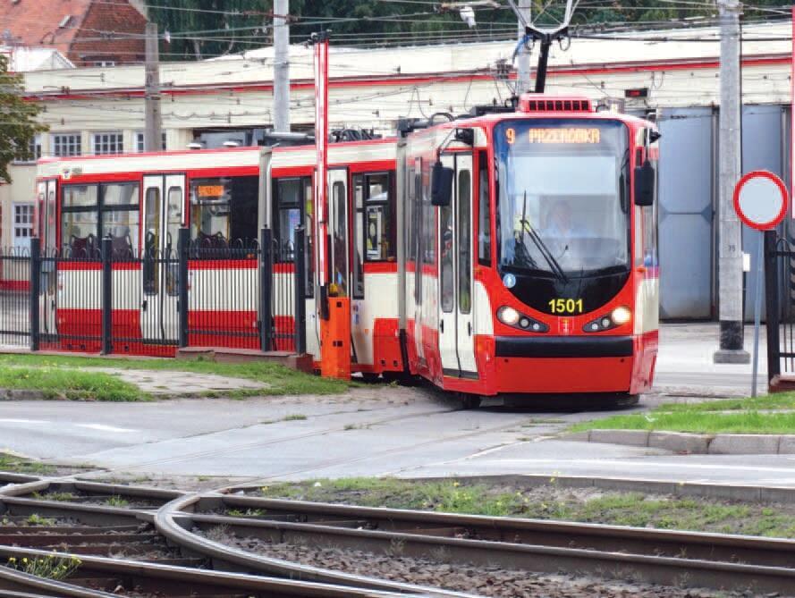 Pierwsze tramwaje z niską podłogą