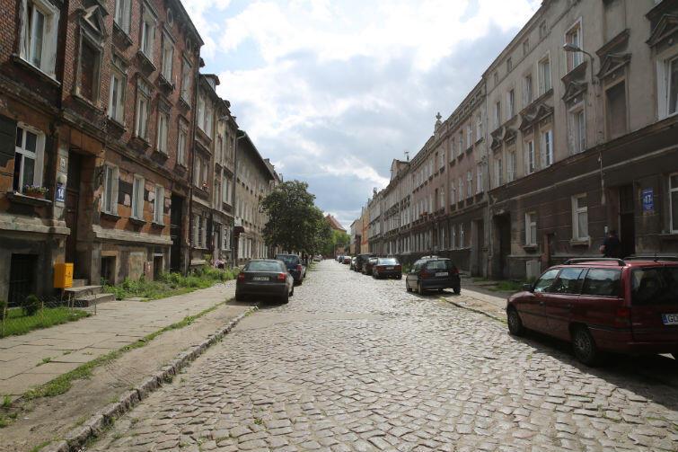 Ulica Strajku Dokerów będzie przebudowana