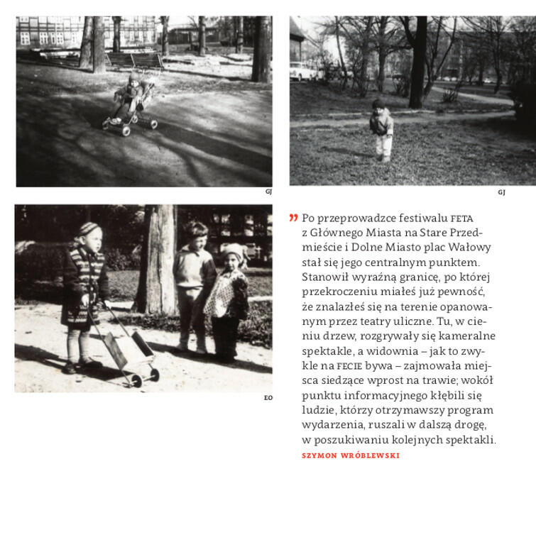 W wydawnictwie znalazło się mnóstwo zdjęć z prywatnych kolekcji mieszkańców