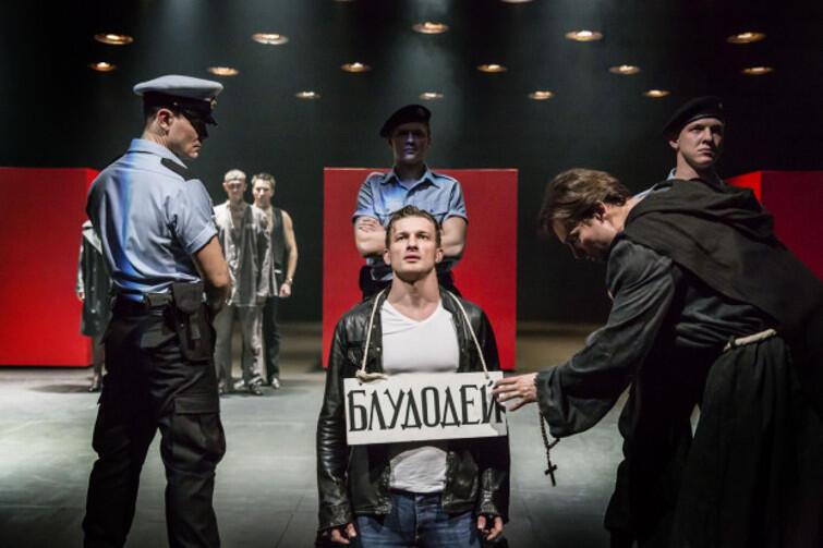 Spektakl Miarka za miarkę został okrzyknięty w Moskwie wstrząsającym portretem współczesnej Rosji. Jedyna okazja, by go zobaczyć będzie podczas 21. Festiwalu Szekspirowskiego w Gdańsku, w piątek 4 sierpnia