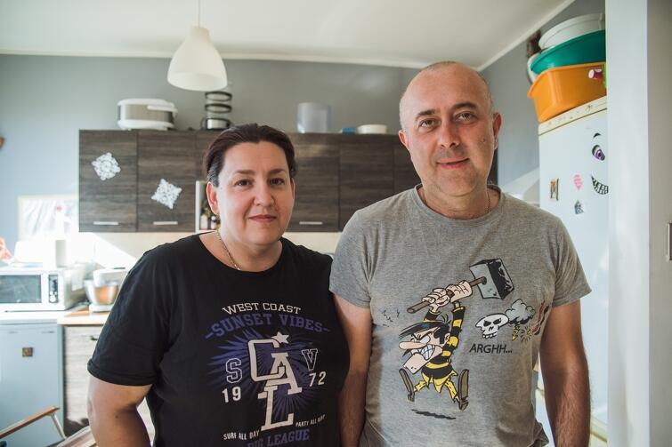 Jana i Grigirii wynajmują mieszkanie w Brzeźnie