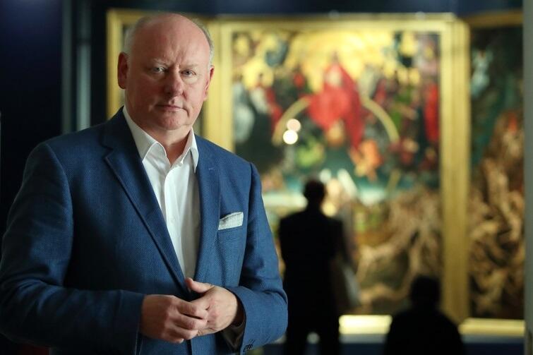 Wojciech Bonisławski, dyrektor Muzeum Narodowego w Gdańsku: - Do końca roku w ramach Programu JEDEN ze 100 zostanie zrealizowanych kolejnych 16 projektów