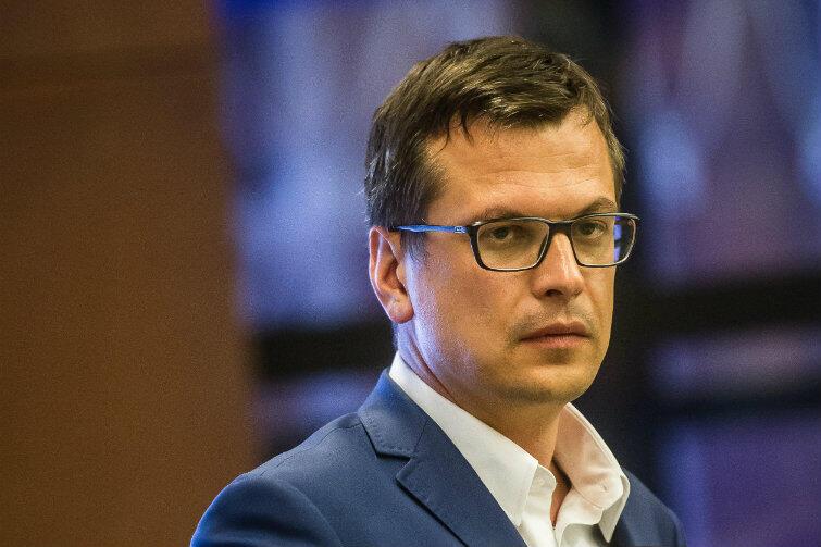 Mikołaj Chrzan, redaktor naczelny Gazety Wyborczej Trójmiasto
