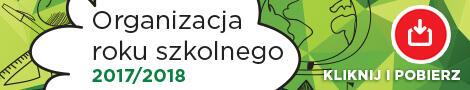 Organizacja roku szkolnego 2017/2018
