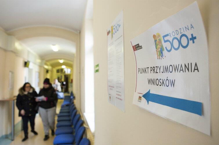 Do Gdańskiego Centrum Świadczeń wpłynęło już 17, 5 tysiąca wniosków o świadczenie 500 plus.