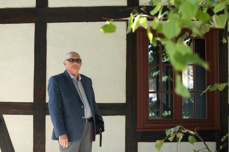 Ryszard Tomczak, inspektor nadzoru GZNK