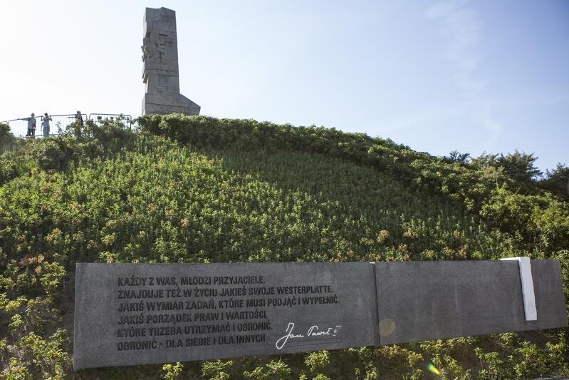 Wokół Pomnika Obrońców Wybrzeża na Westerplatte od piątku do niedzieli zaplanowano mnóstwo wydarzeń