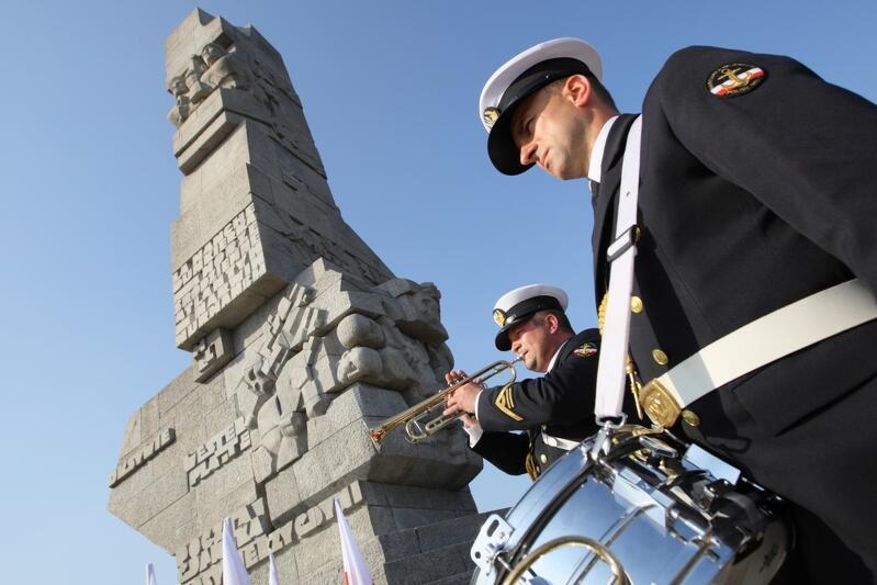 Półwysep Westerplatte to miejsce nie tylko oficjalnych spotkań kombatantów