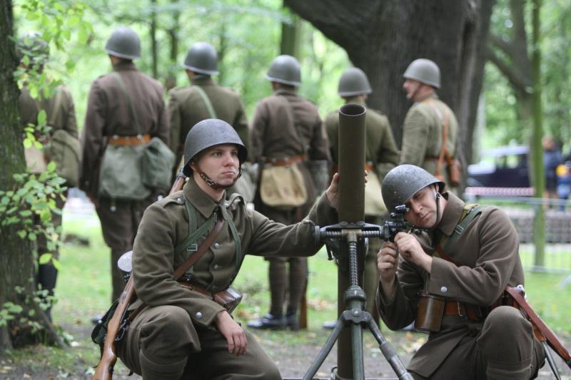 Spotkanie z historią na Westerplatte