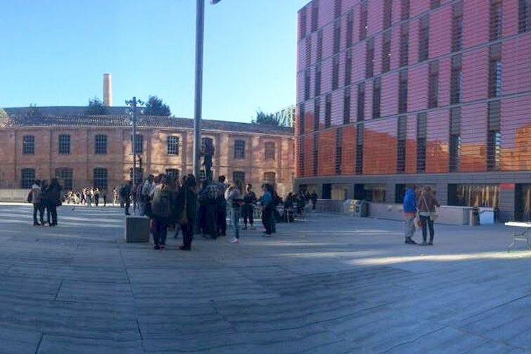 Jedna z placówek Uniwersytetu Pompeu Fabra
