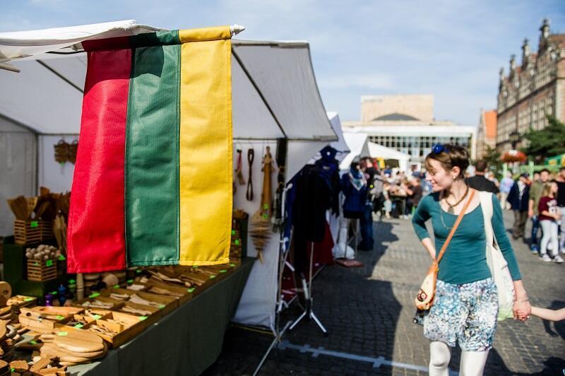 Wilno do Gdańska przyjeżdża już od 14 lat. Od piątku, 7 września, festiwalowy namiot i stragany Jarmarku Wileńskiego rozłożą się na Targu Węglowym