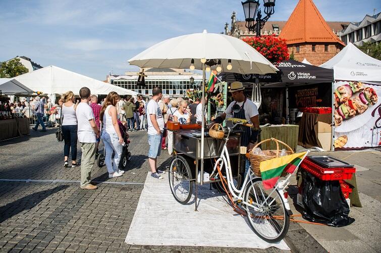 Na Jarmarku Wileńskim kupimy i posmakujemy przysmaków kuchni regionalnej