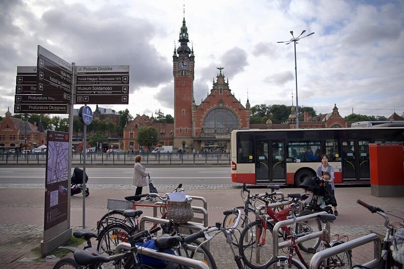 Do mapy lokalizacji stacji postoju włączona zostanie część funkcjonujących już parkingów rowerowych, jak np. parking przy kinie Krewetka, ul. Wały Jagiellońskie