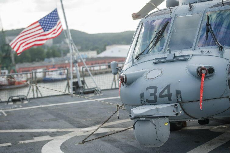Wizyty amerykańskiego wojska w Trójmieście już się zdarzały - ta jednak jest wyjątkowa ze względu na swój charakter. Na zdjęciu wizyta okrętu USS Mount Whitney w Gdyni, lipiec 2016 roku