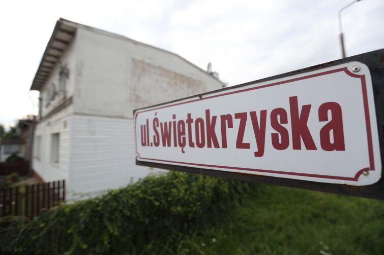 Jeżeli dojdzie do podziału Chełmu, granica pomiędzy dwiema nowymi dzielnicami przebiegać będzie wzdłuż ul. Świętokrzyskiej