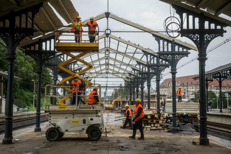 Wszystkie prace wykonywane są po konsultacjach z konserwatorem zabytków