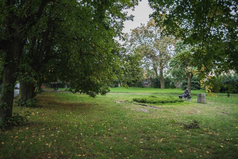 Nowoporcianie zaproponowali w ramach BO 2018 budowę placu zabaw przy Parku Jordanowskim