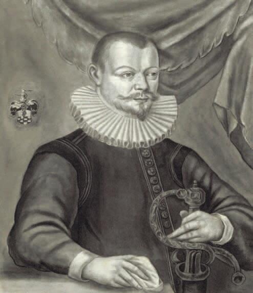 Bartholomäus Schachman, gdański burmistrz i podróżnik