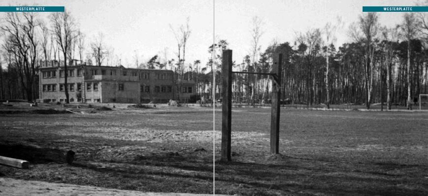 Westerplatte, maj 1940