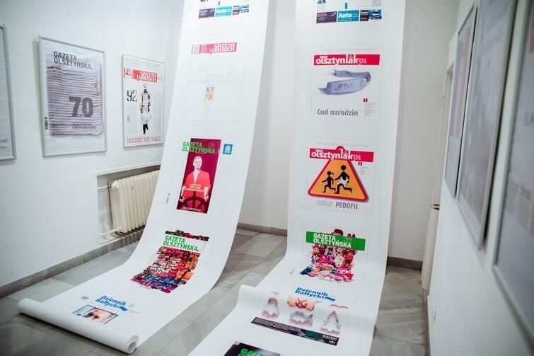 Artysta tworzył kampanie reklamowe i promocyjne, projektował plakaty, okładki i gazety, ale też wnętrza i elewacje, a nawet ubrania