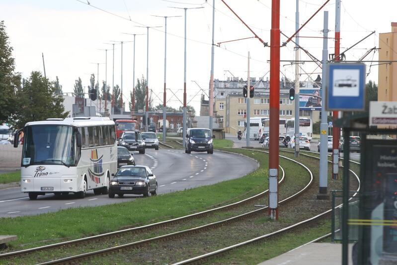 Przebudowa Podwala Przedmiejskiego obejmie odcinek o długości ok. 2 km od ulicy Okopowej do Elbląskiej