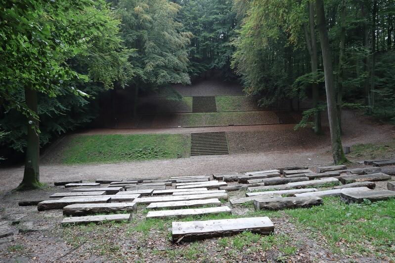 Jednym z pomysłów do Budżetu Obywatelskiego jest uatrakcyjnienie Parku Jaśkowej Doliny w Górnym Wrzeszczu
