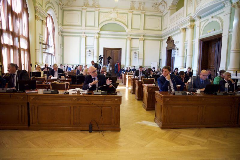 Tak dla podziału Chełmu na dwie dzielnice, Nie dla honorowego obywatelstwa dla Krzysztofa Wyszkowskiego. Gdańscy radni podjęli w czwartek kilka ważnych decyzji