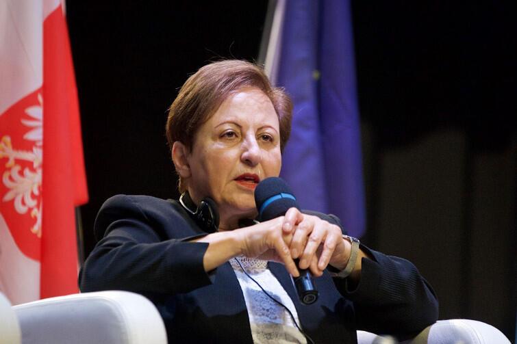 Szirin Ebadi w ECS: - Na Bliskim Wschodzie to Iran i Arabia Saudyjska podkładają ogień pod wojnę