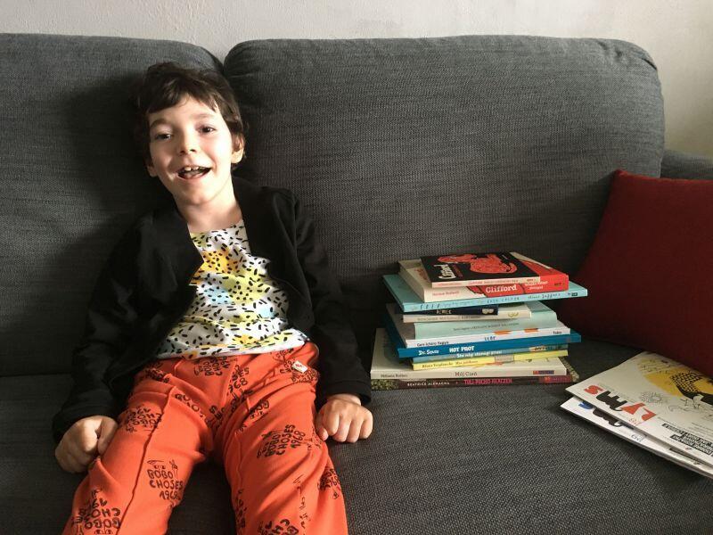 Kiedy Borys miał ponad pięć lat zdiagnozowano u niego leukodystrofię metachromatyczną, tzw. chorobę rzadką, genetyczną i nieuleczalną