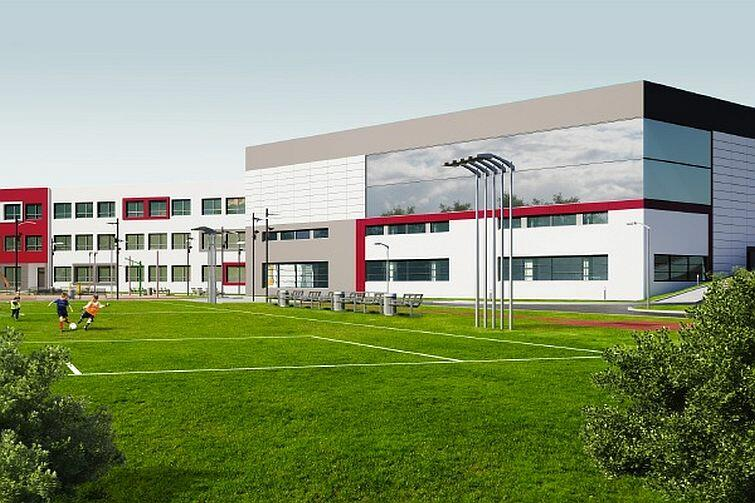 Szkoła Podstawowa przy ul. Jabłoniowej. Umowa na realizację podpisana