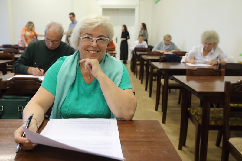 I Ogólnopolska Olimpiada Wiedzy Obywatelskiej Senior Obywatel odbyła się w Gdańsku. Udział w niej wzięło ponad 70 uczestników!