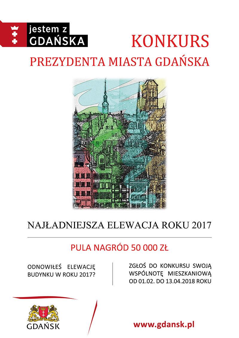 Najładniejsza Elewacja Roku 2017