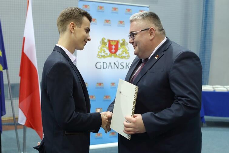 ... i Piotr Kowalczuk, zastępca prezydenta Gdańska ds. polityki społecznej
