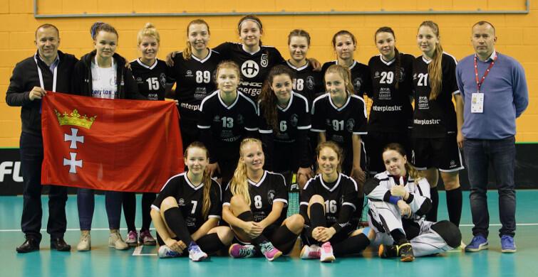 Finalistki Pucharu Europy, drużyna unihokeja Olimpii Osowa Gdańsk