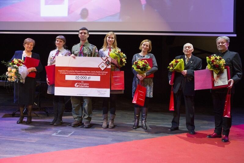 Prezydent Miasta Gdańska co roku nagradza najlepsze organizacje pozarządowe w mieście. W styczniu tego roku, w Europejskim Centrum Solidarności, odbyła się gala wręczenia Nagrody Prezydenta Gdańska im. Lecha Bądkowskiego dla wyróżniających się organizacji trzeciego sektora