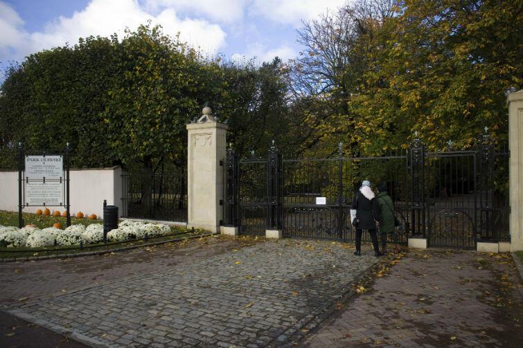 Do Parku Oliwskiego można już normalnie wchodzić. Służby miejskie proszą jednak o ostrożność