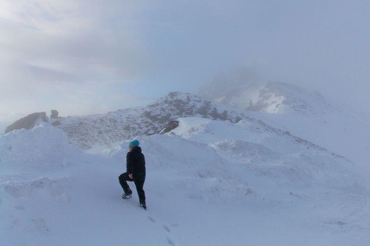 Wycieczki w te właśnie góry urozmaicały uczestnikom misji Fly a Rocket! pobyt w Norwegii