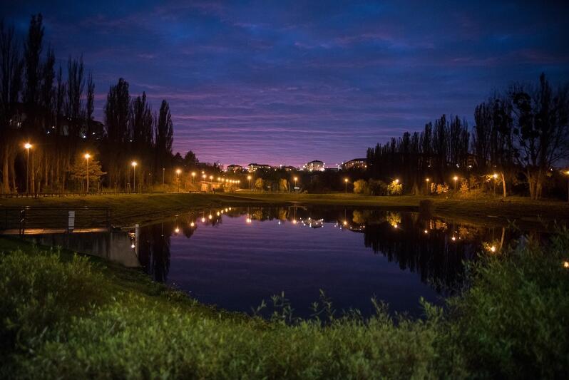 Jar Wilanowski połączony zostanie w przyszłym roku tunelem, który powstanie pod ul. Wilanowską
