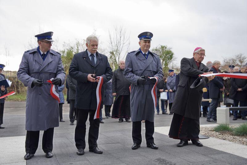 Uroczyste otwarcie II Komisariatu Policji w Gdańsku Śródmieście