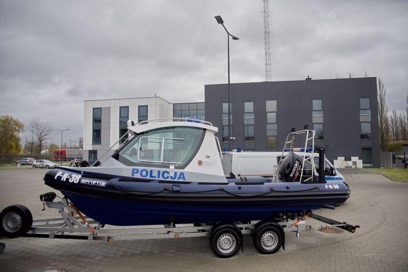 W nowym miejscu znajdzie się też miejsce parkingowe dla łodzi na lawetach