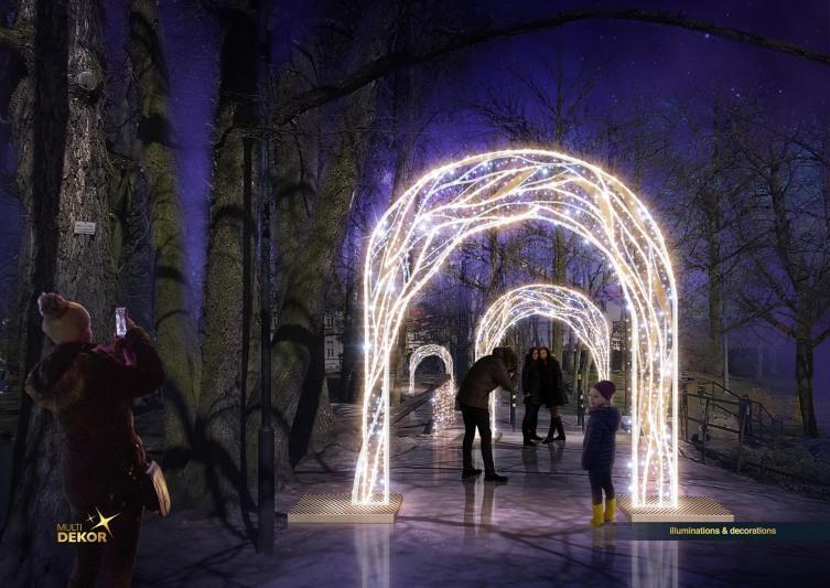 Odpalamy Święta! Jakie atrakcje przygotowano w Gdańsku [WIZUALIZACJE ILUMINACJI]