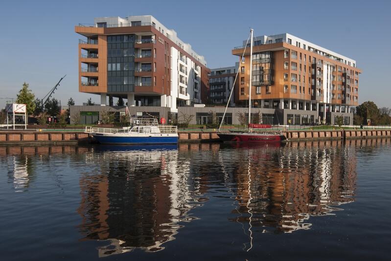 Brabank Apartamenty - nagrodzone w konkursie International Property Awards