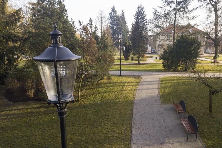Rewaloryzacja Parku Oruńskiego trwała ponad rok i kosztowała 6,6 mln zł.