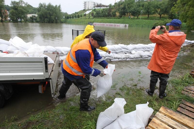 Czy Gdańsk jest lepiej przygotowany na wypadek ulewnych deszczy?