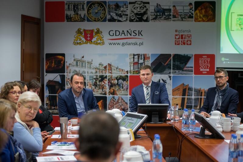 Władze Gdańska zaprosiły panelistów na spotkanie poświęcone realizacji rekomendacji, jakie przyjęli w sprawie ochrony przeciwpowodziowej Gdańska