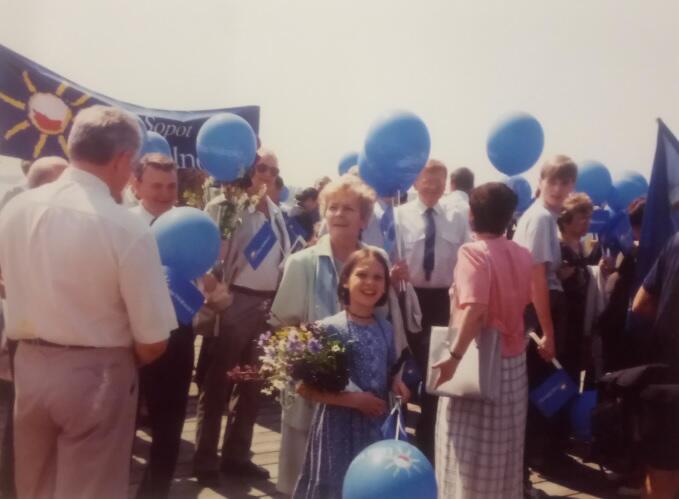 Kampania wyborcza do parlamentu, 29.06.1997