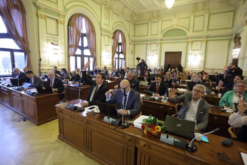 W poniedziałek ostatnia w tym roku, tzw. budżetowa sesja Rady Miasta Gdańska